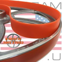 """Craftsman 113.244513 10"""" Urethane Band Saw Tires replaces 3"""