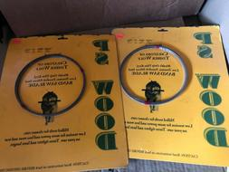 """2 NEW PS WOOD TIMBER WOLF BAND SAW BLADE SIZE 101"""" L 3/16"""" W"""