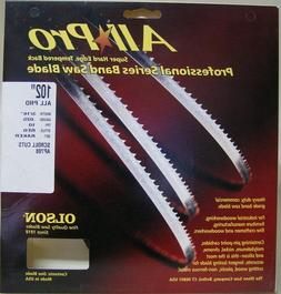 "Olson AP70802 102"" All Pro Band Saw Blade 3/16"" x .025"" 10 T"