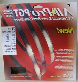 """Olson APG73171 71-3/4"""" to 72"""" All Pro® PGT Band Saw Blades"""