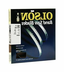 """Olson Band Saw Blade 56-1/8"""" inch x 1/8"""" 14TPI for Delta 28-"""