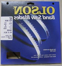"Olson FB08582 82"" Band Saw Blade 1/8"" x .025"" 14 TPI Style R"