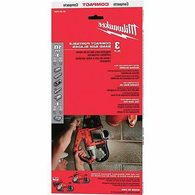 replacement compact band saw blades3 pk 18