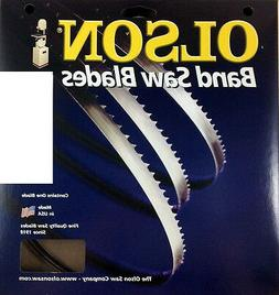 "Olson 71-3/4"" Band Saw Blade 71-3/4""  x 3/16"" Wide x 4 TPI"